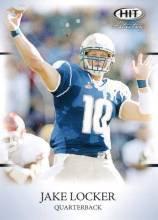 2011 Sage Hit Artistry Jake Locker Washington cards NFL