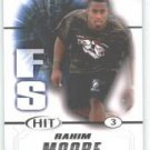 2011 Sage Hit Rahim Moore Ucla Bruins sports cards football popular NFL plays