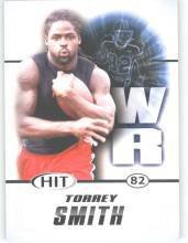 2011 Sage Hit Torrey Smith Maryland Terps sports cards football popular random