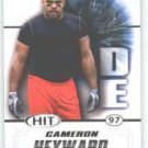 2011 Sage Hit Cameron Heyward Ohio State Sports cards Football popular NFL play