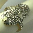 Delicate Art Nouveau Diamond Ring