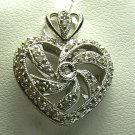 MAGICAL!! DIAMOND HEART PENDANT