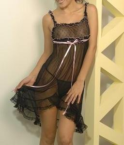 ~ Gorgeous Sheer Mini Dress ~
