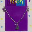 Children's  Jewelry, Winnie the Pooh Necklace w/ small butterflies**