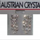 Austrian Crystal Dangling Earrings #5