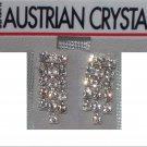 Austrian Crystal Dangling Earrings #5