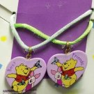 Children's  Jewelry, Winnie the Pooh Necklace, Friend to Friend 2015