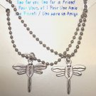 Jewelry for Teens and Tweens, Best Friends Necklaces w/ dragon flies**