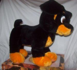 Halloween Decorations, Plush Toy, Large Dog