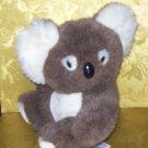 Stuffed Animal, Plush Toy, Large grey Koala Bear made in mexico