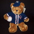 STUFFED ANIMALS - New York Mets Official Baseball Team Bear