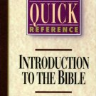 Nelson's Quick Reference Introduction to Church HIstory