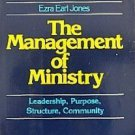 The Management of Ministry by James D. Anderson