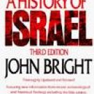 A History of Israel Third Edition by John Bright