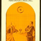 The Prophets, Volume Two, by Araham J. Heschel