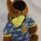 Scooby doo stuffed Dog, with pajamas