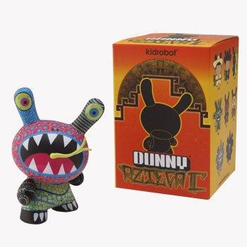 Dunny Azteca 2 - Blind Box