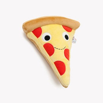 Yummy Pizza Plush