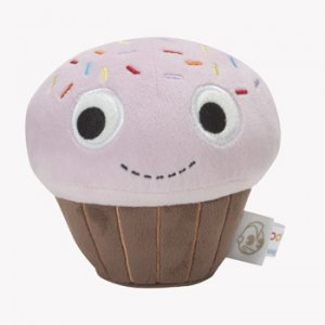 Yummy Cupcake - Pink 4.5&quot;