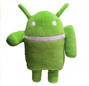 "Android - 12"" Plush"