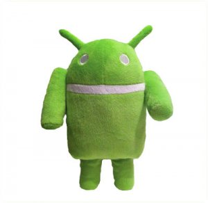 "Android - 6"" Plush"