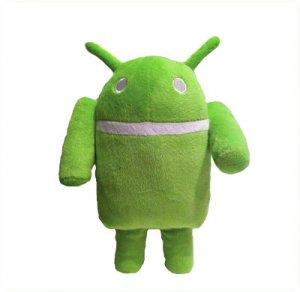 "Android - 6"" Plush"