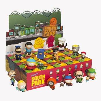 South Park Mini Figures - Case of 20