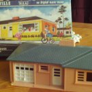 Plasticville Ranch House