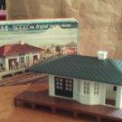 Plasticville Suburban Station #1706