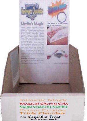 Display box for mixed chocolates