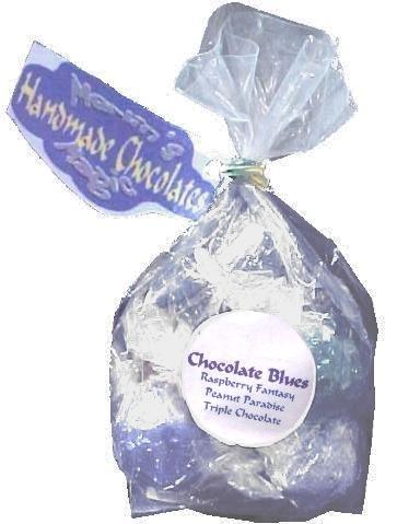 Chocolate Blues 12 pc