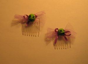 Purple Yuck Combs