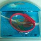 [Flash Disk] 1G portable Band shape USB flash disks