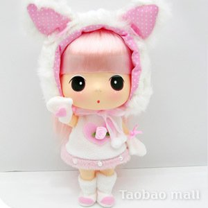 [Official]ddung [christmas baby rabbit];lovely toy;Valentine's Day Gifts