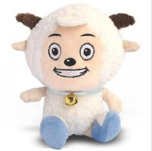 [Official]  Pleasant Goat And Big Big Wolf (16cm);baby toy;present;[Free shipping]