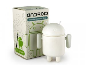 [Google][Android][Robot]Android Mini Collectible Do It Yourself Edition