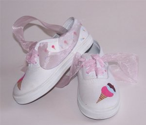 Gymboree M2M Ice Cream Social Shoes