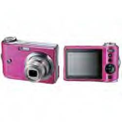 7MP Digital Camera Pink