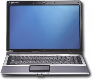 Gateway M-1615 Laptop 1.8GHz 2GB 250GB DL DVDRW WiFi