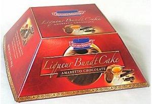 Amaretto Liqueur Bundt Cake