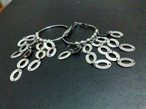 014 Silver Earing
