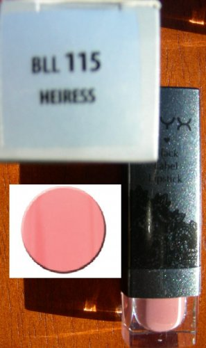 NYX BLACK LABEL LIPSTICK - HEIRESS