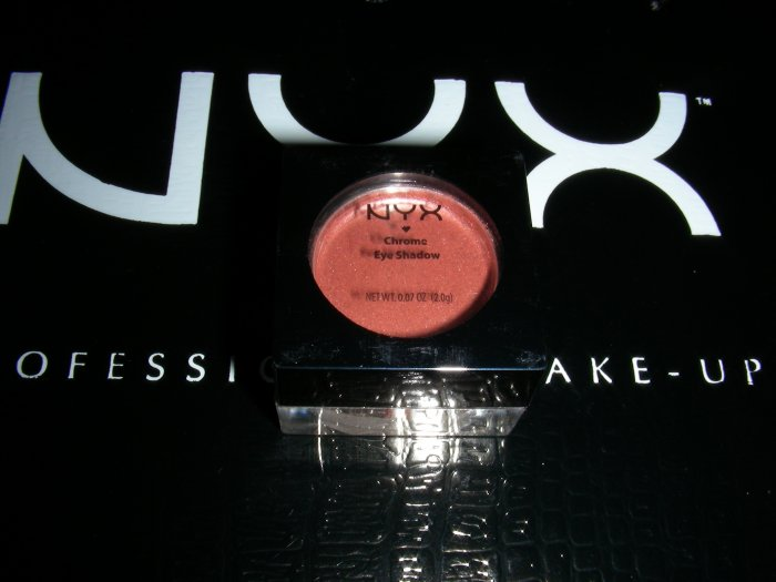 NYX CHROME SHADOW - EXQUISITE