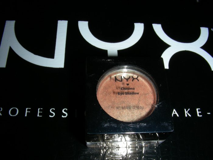 NYX CHROME EYESHADOW - JAVA