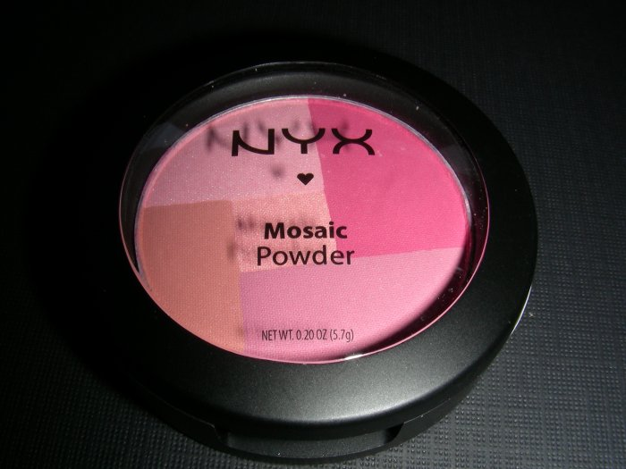 NYX MOSAIC POWDER BLUSH - ROSEY