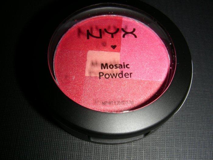 NYX MOSAIC POWDER BLUSH - PARADISE