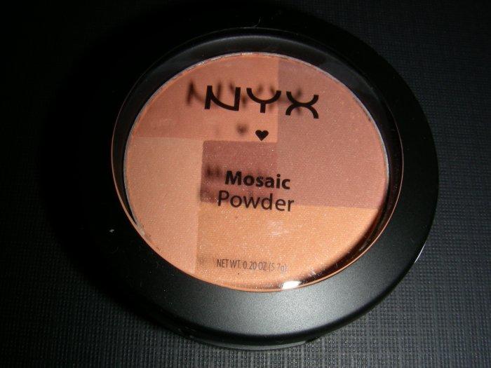 NYX MOSAIC POWDER BLUSH - PEACHY