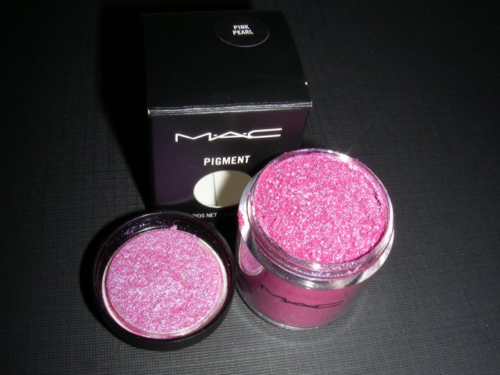 MAC PINK PEARL LIMITED EDITION - PIGMENT SAMPLE