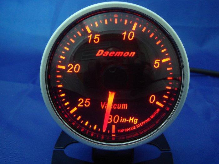 Daemon Professional 60mm Stepper Motor Vacuum Gauge