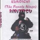 Kunoichi (The female ninja): Combat techniques of the female ninja